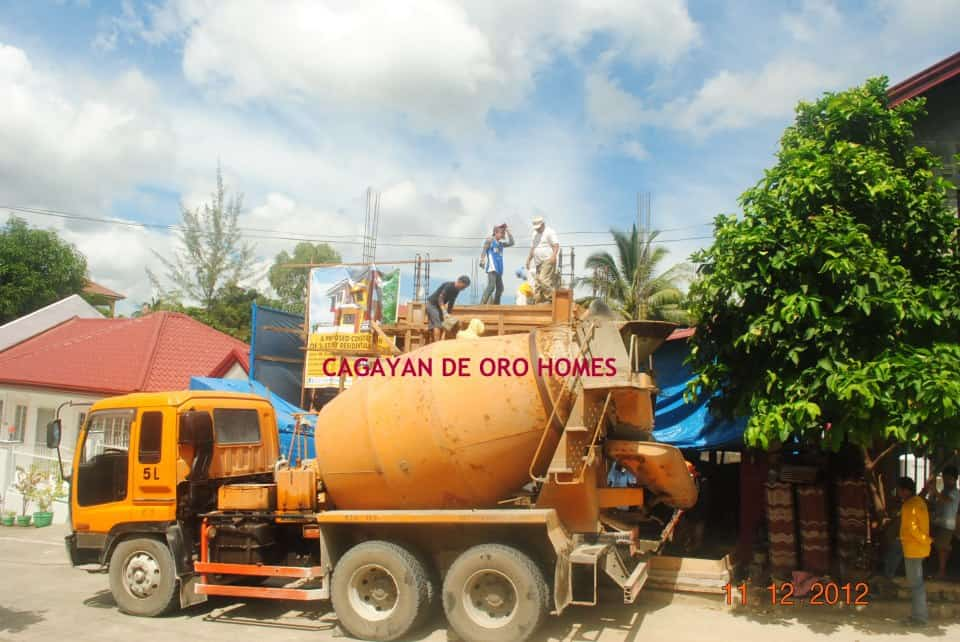 cdo home builders house construction project
