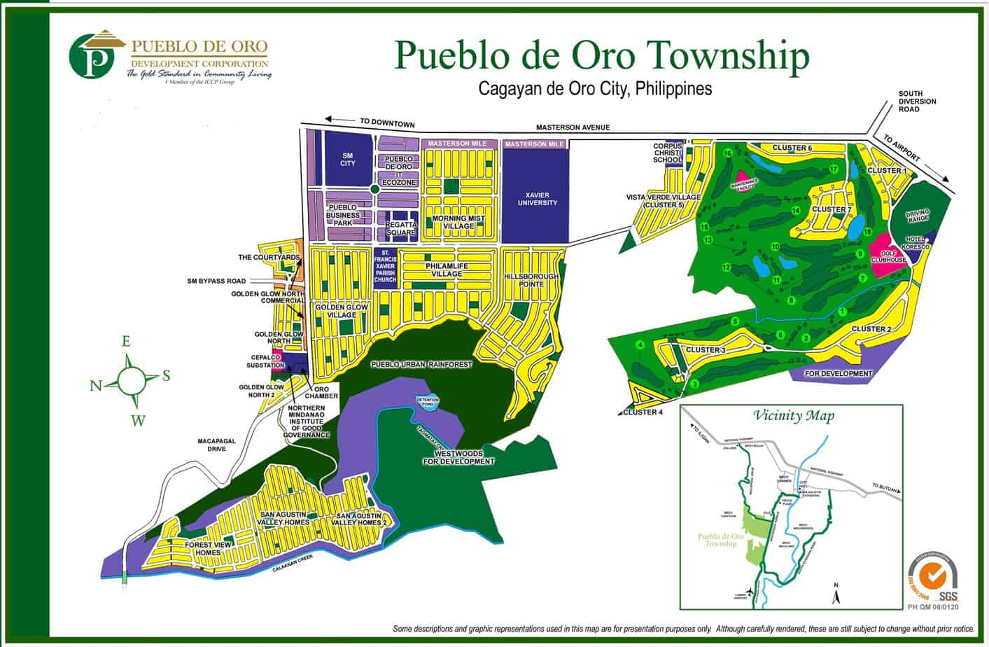 CAGAYAN DE ORO HOMES: Pueblo de Oro For Sale Houses & Lots